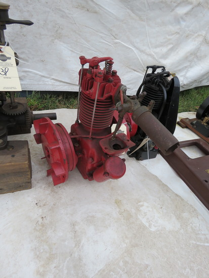 Jacobson Stationary Engine