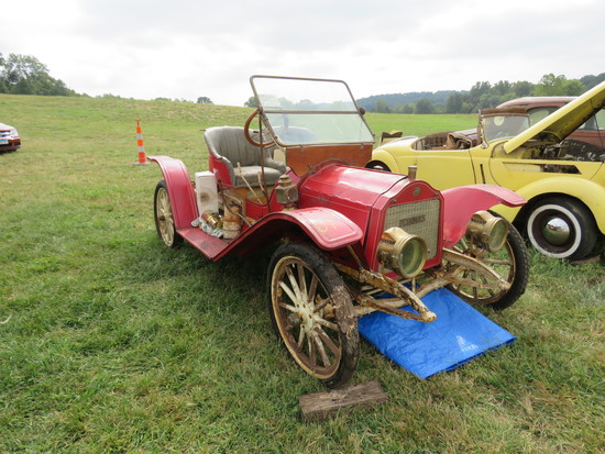 1910 Flanders Runabout