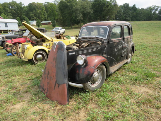 1948 Ford Anglia- English Ford