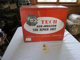 Tire Repair Advertising Rack