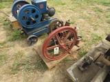 Aermotor 8 cycle Engine -Pump