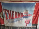 Thermo-Royal Antifreeze Banner 43.5X37.5 inches