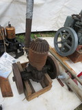 Mudge Side Car Engine with Schebler Carb