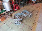 Rare Banjo Stationary Engine Cart