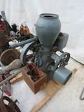Monitor 1 1/4hp Stationary Gas Engine
