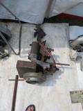 Vintage Boat Motor