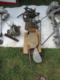 Vintage Caille Boat Motor from Detroit, Michigan