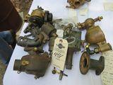 Schebler Carburetor Parts Grouping