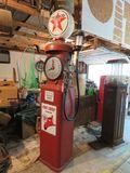 Tokheim Clockface Gas Pump