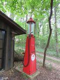Hayes Upright Visible 10 Gallon Gas Pump