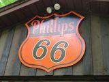 Phillips 66 Porcelain Sign