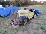 1934 German Ford Roadster