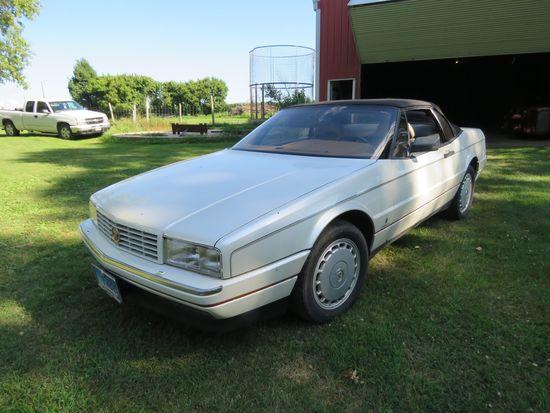 Cadillac Allanti Convertible