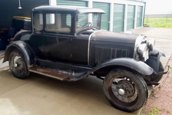 Approx. 120 Collector Car for Project or Parts