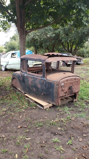 Ford Model A 5 Window Coupe Body for Rod