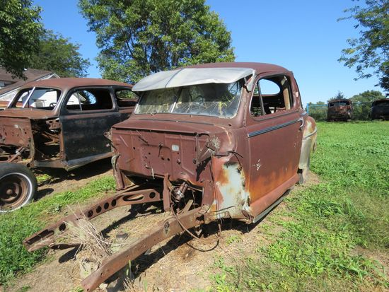 1940'S Ford Coupe Body for Rod or Restore