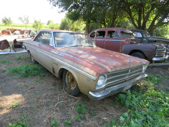1965 Plymouth Belvedere 2dr HT for Project or Parts