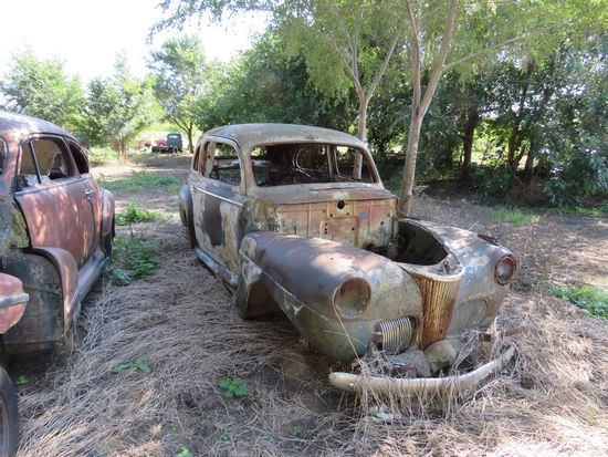 1941 Ford 2dr Sedan Body for Project or Parts