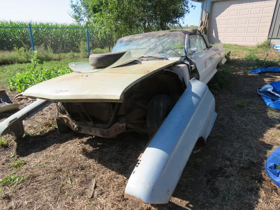 1962 Cadillac Series 62 Convertible for Restore