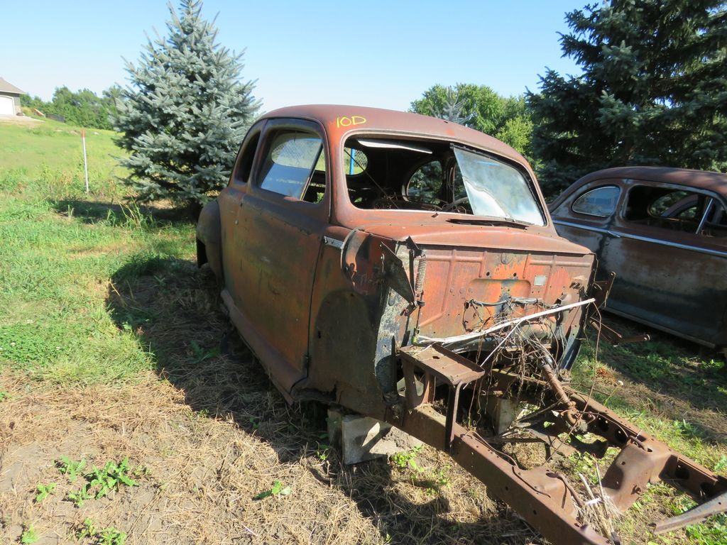 1940/41 Ford Coupe Body for Project or Parts