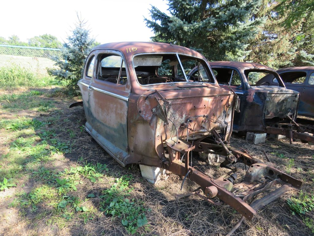 1946 Ford Coupe Body for Project or Parts