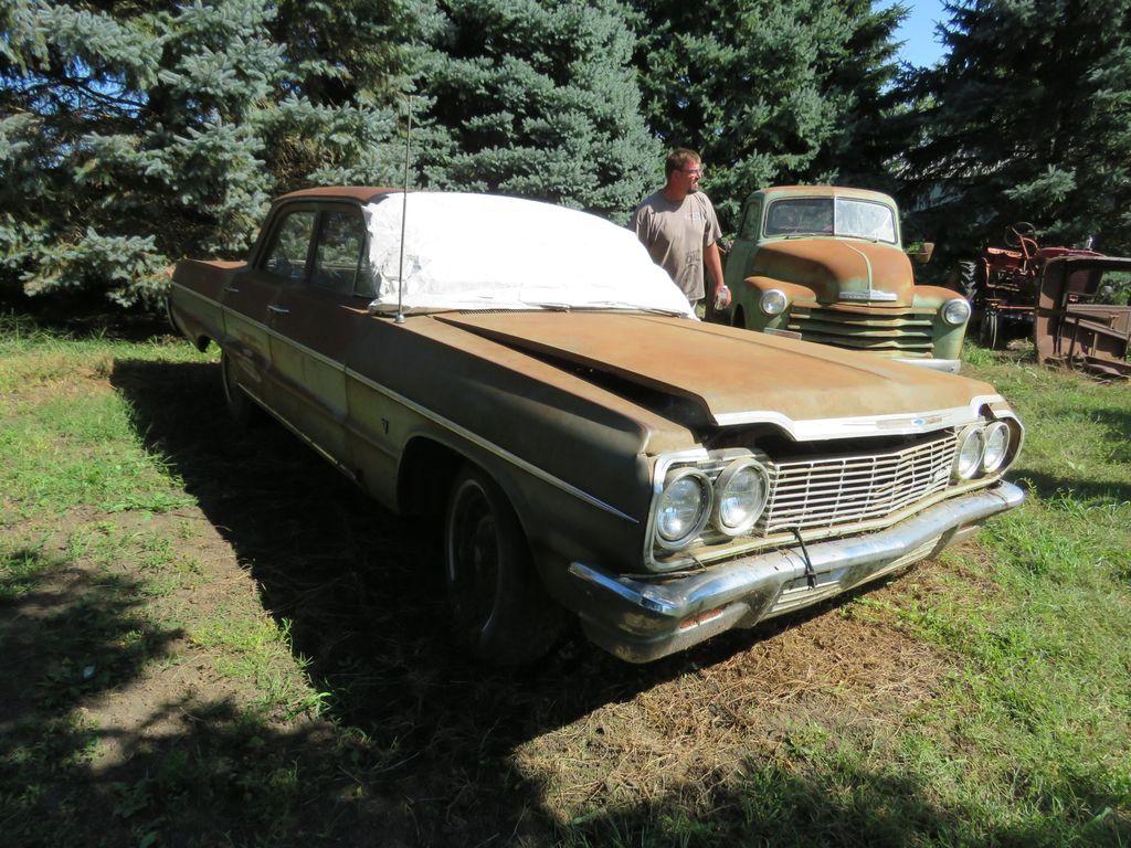 1964 Chevrolet 4dr Sedan