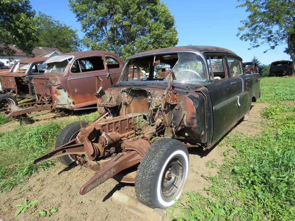 1956 Chevrolet 4dr Sedan for Project or Parts
