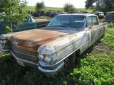 1963 Cadillac 4dr HT for Restore