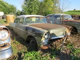 1956 Chevrolet Belair 4dr Sedan for Project or Parts