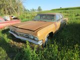1966 Chevrolet 4dr Sedan for project or parts