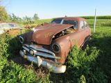 1949/50 Ford 4dr Sedan for Project or Parts