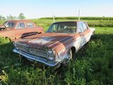 1966 Plymouth 4dr Sedan for Project or Parts