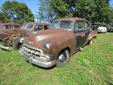 1952 Chevrolet 2dr Sedan for Project or Parts