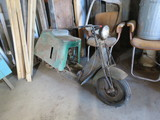 Scoot for restore