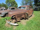 1946 Chevrolet 2dr Sedan for Project or Parts