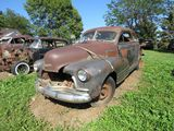 1947 Chevrolet Fleet master 2dr Sedan for Project or Parts