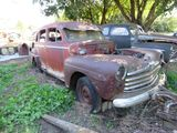 1947-8 Ford 4dr Suicide Sedan for Project or Parts