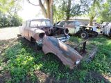 1957 Chevrolet Belair 4dr Sedan for Restore