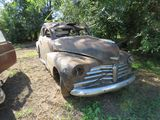1947 Chevrolet 2dr Sedan for project or parts