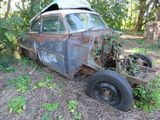 1953 Chevrolet Belair 2dr Sedan for Project or Parts