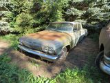 1962 Chevrolet Belair 4dr Sedan for Project or Parts