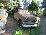 1949/50 Ford 2dr Sedan for Project or Parts