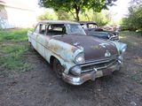 1955 Ford Customline 4dr Sedan for Project or Parts
