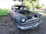1949 Chevrolet 2dr Sedan for Project or Parts