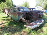 1954 Chevrolet Belair 4dr Sedan for Project or Parts
