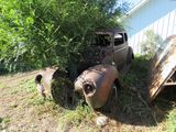 1940 Ford 2dr Sedan for Project or Parts