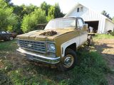 1975 Chevrolet C20 Truck Project