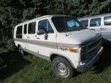 1990 Chevrolet C20 Van for Van Project
