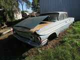 1961 Chevrolet Belair for Project or parts