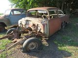 1956 Chevrolet 2dr Sedan Body for Project or Parts